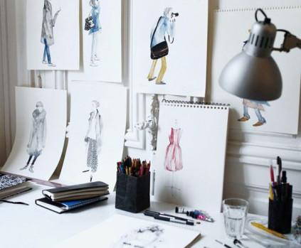 Curso Virtual de Ilustración de Moda