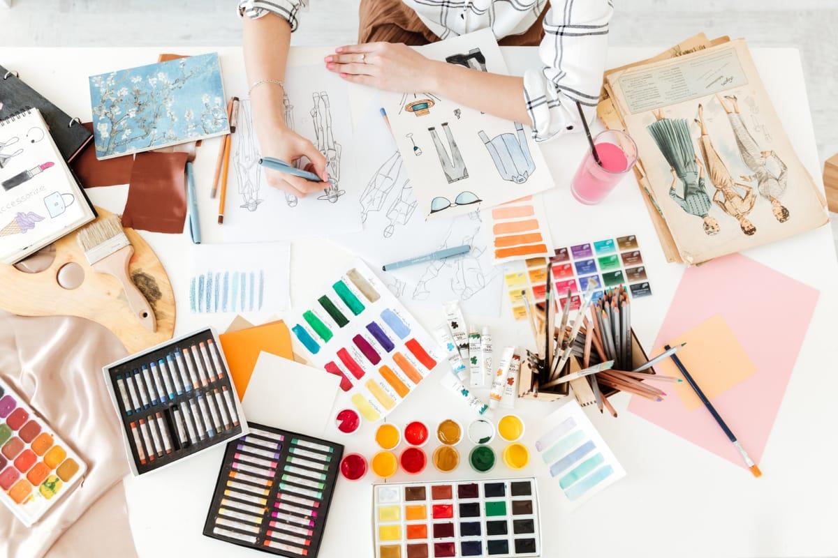 El arte de ser ilustrador de moda